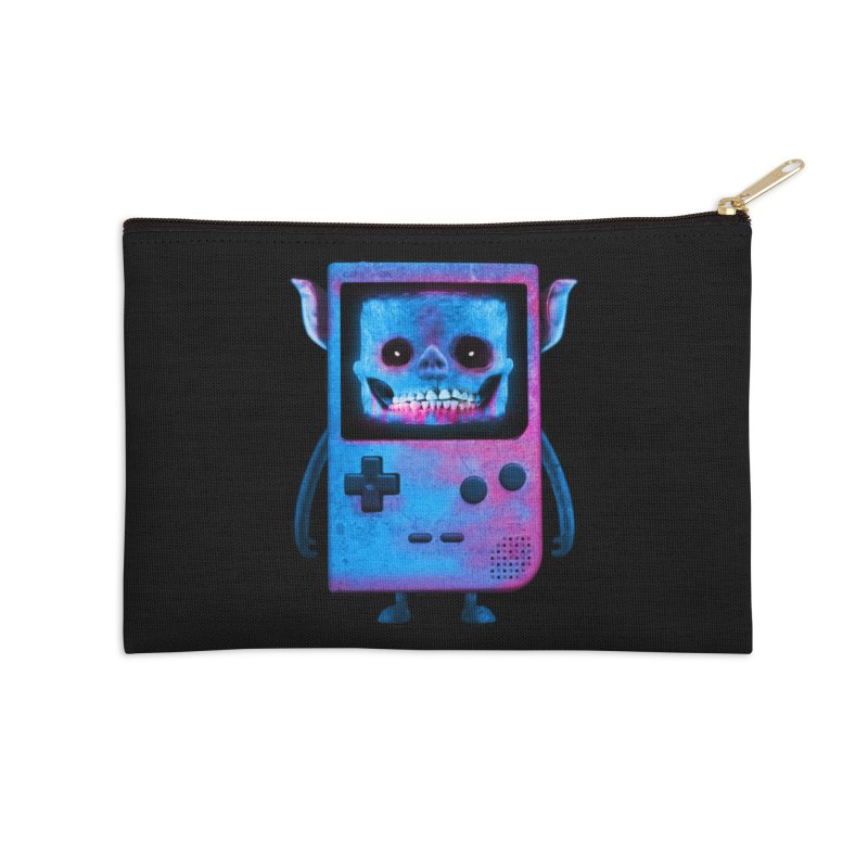 UNDEAD BOY Accessories Zip Pouch by UNDEAD MISTER