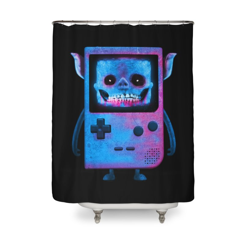 UNDEAD BOY Home Shower Curtain by UNDEAD MISTER