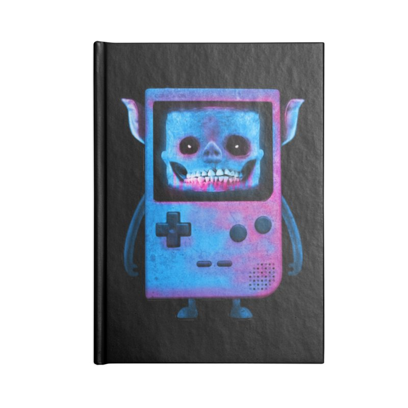 UNDEAD BOY Accessories Notebook by UNDEAD MISTER