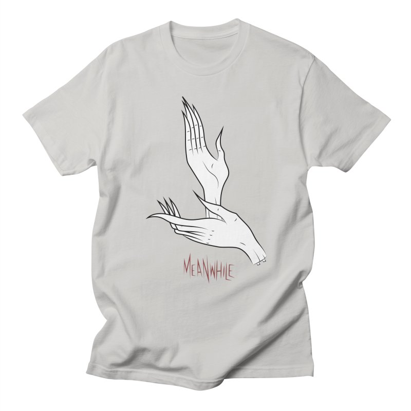 MEANWHILE Women's Unisex T-Shirt by UNDEAD MISTER