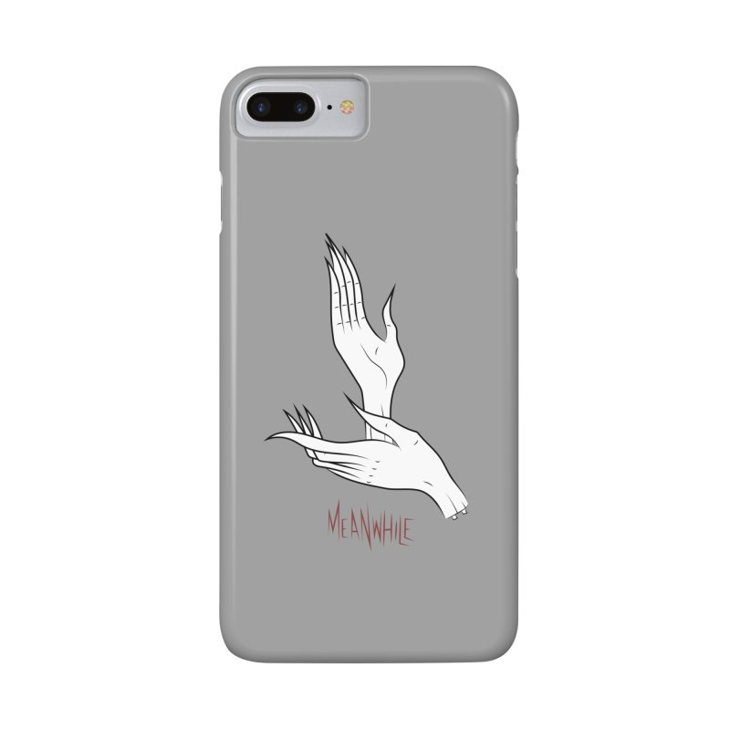 MEANWHILE Accessories Phone Case by UNDEAD MISTER
