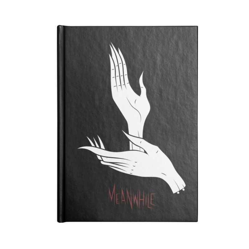 MEANWHILE Accessories Notebook by UNDEAD MISTER