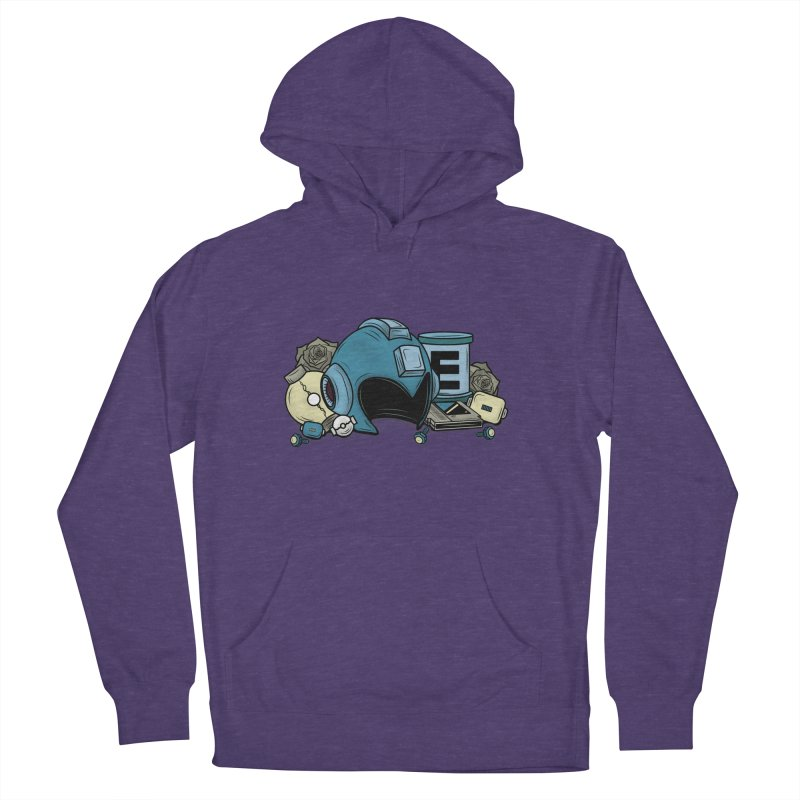 20XX HERO Women's Pullover Hoody by UNDEAD MISTER