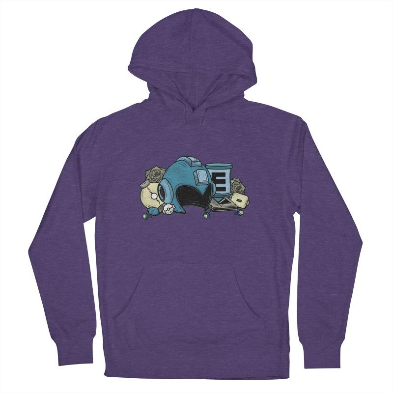 20XX HERO Men's Pullover Hoody by UNDEAD MISTER