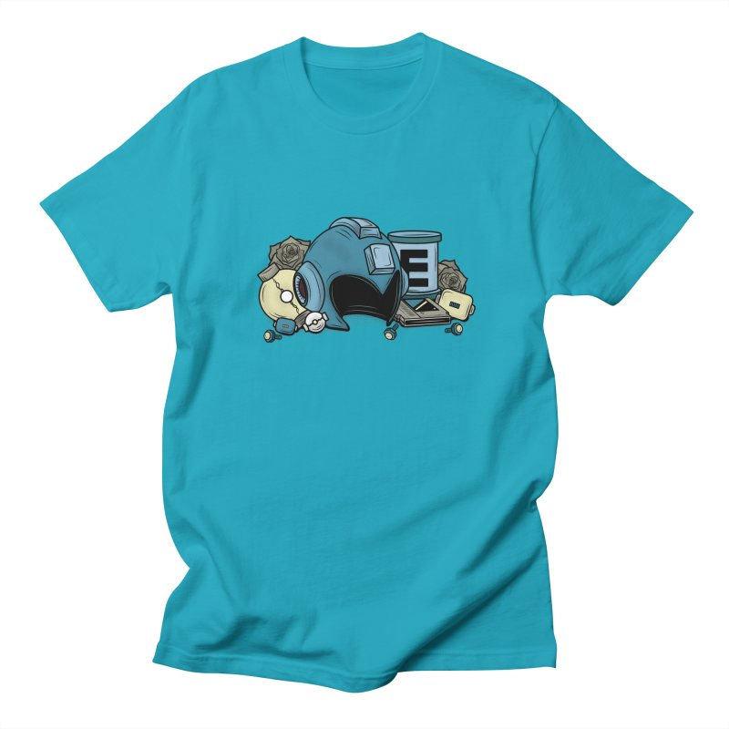 20XX HERO Men's T-shirt by UNDEAD MISTER