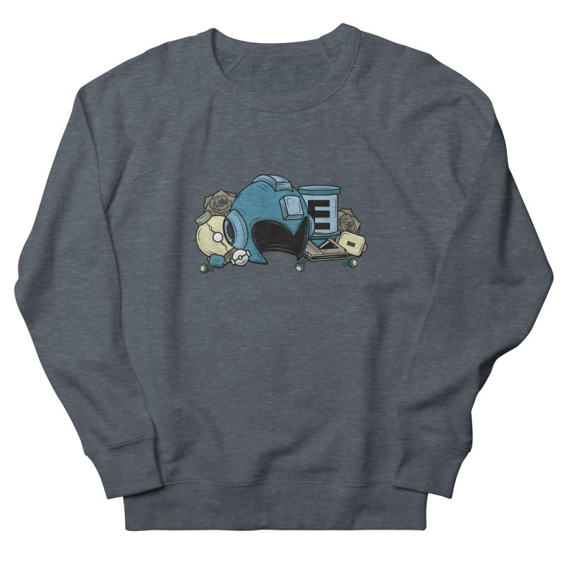20XX HERO Men's Sweatshirt by UNDEAD MISTER