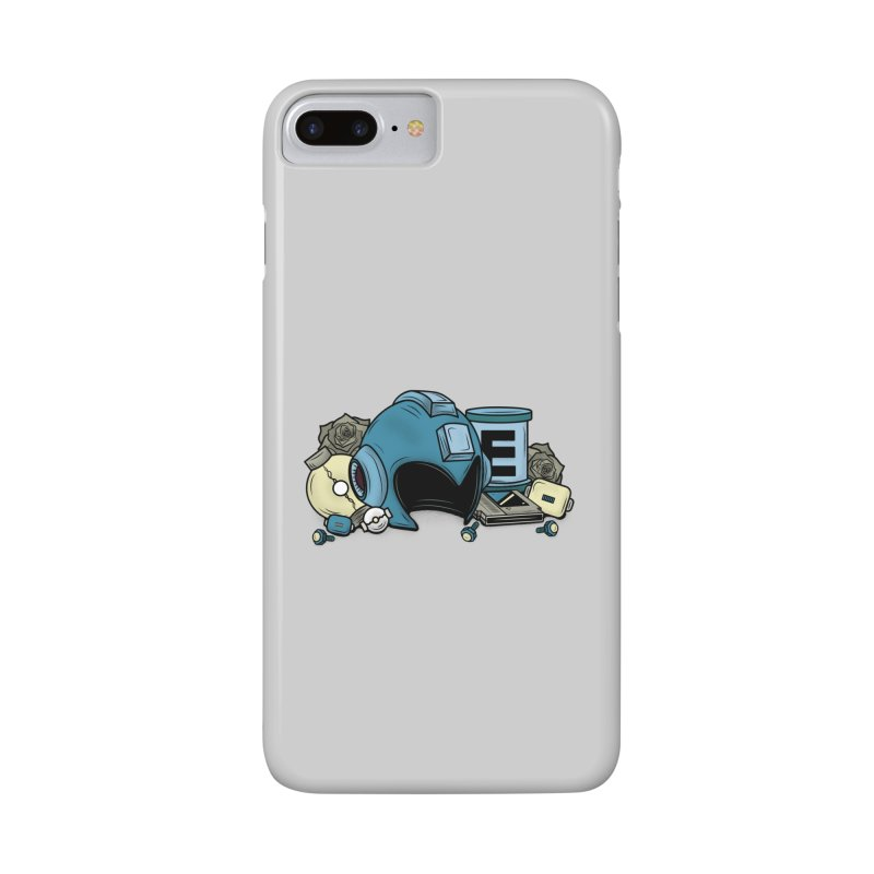 20XX HERO Accessories Phone Case by UNDEAD MISTER