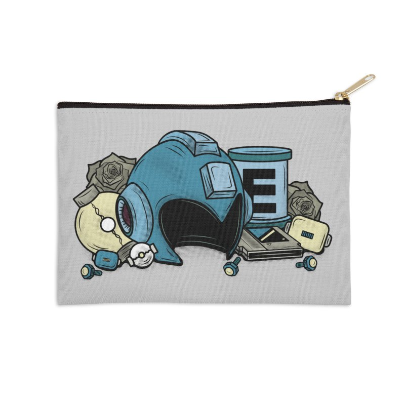 20XX HERO Accessories Zip Pouch by UNDEAD MISTER