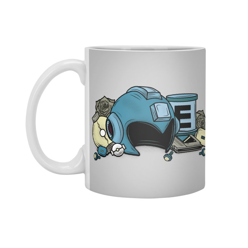 20XX HERO Accessories Mug by UNDEAD MISTER