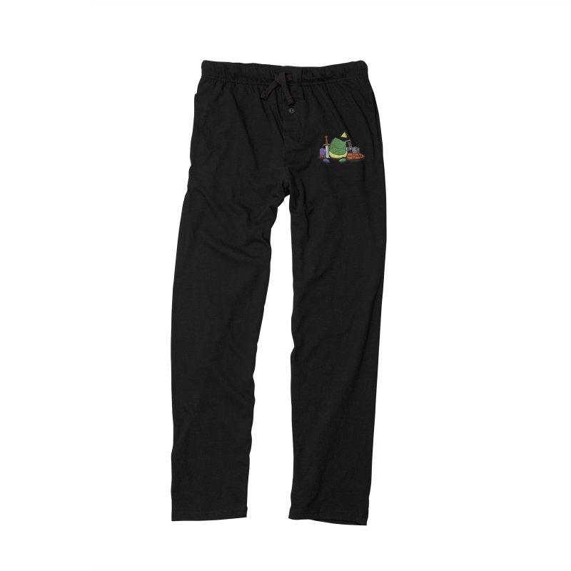 HYRULE LEGEND Women's Lounge Pants by UNDEAD MISTER