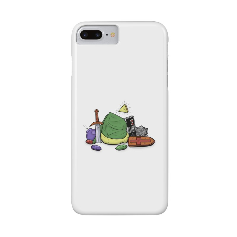 HYRULE LEGEND Accessories Phone Case by UNDEAD MISTER
