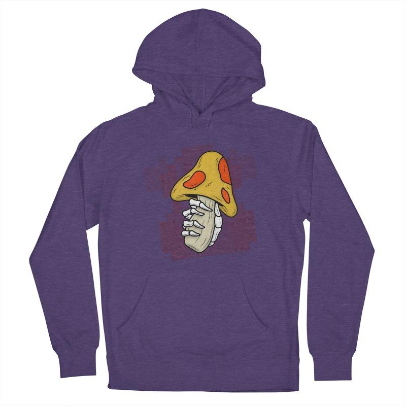 MUSHROOM KINGDOM MAGIC MUSHROOM Men's Pullover Hoody by UNDEAD MISTER