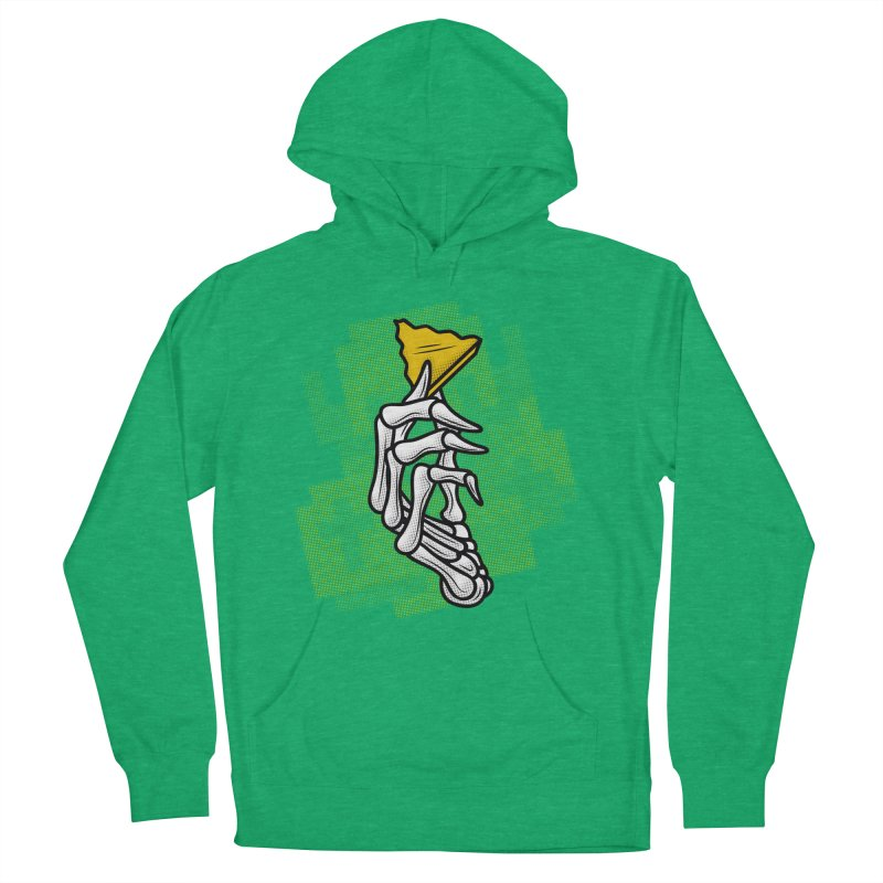 HYRULE VALUES TRIFORCE PART Women's French Terry Pullover Hoody by UNDEAD MISTER