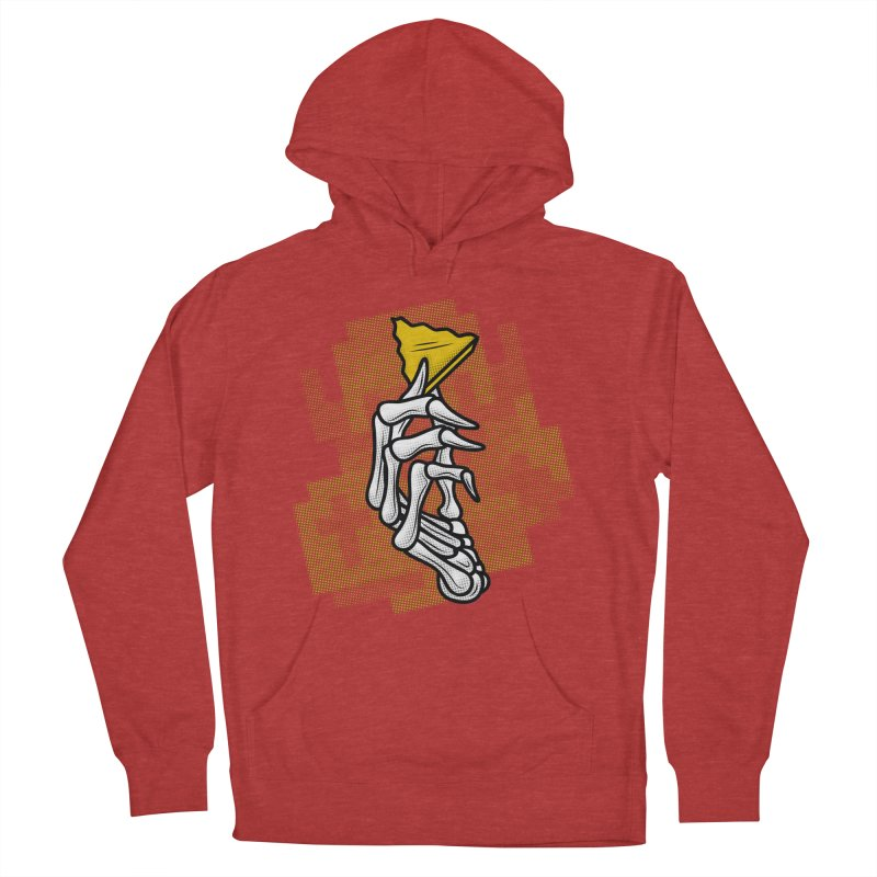 HYRULE VALUES TRIFORCE PART Women's Pullover Hoody by UNDEAD MISTER