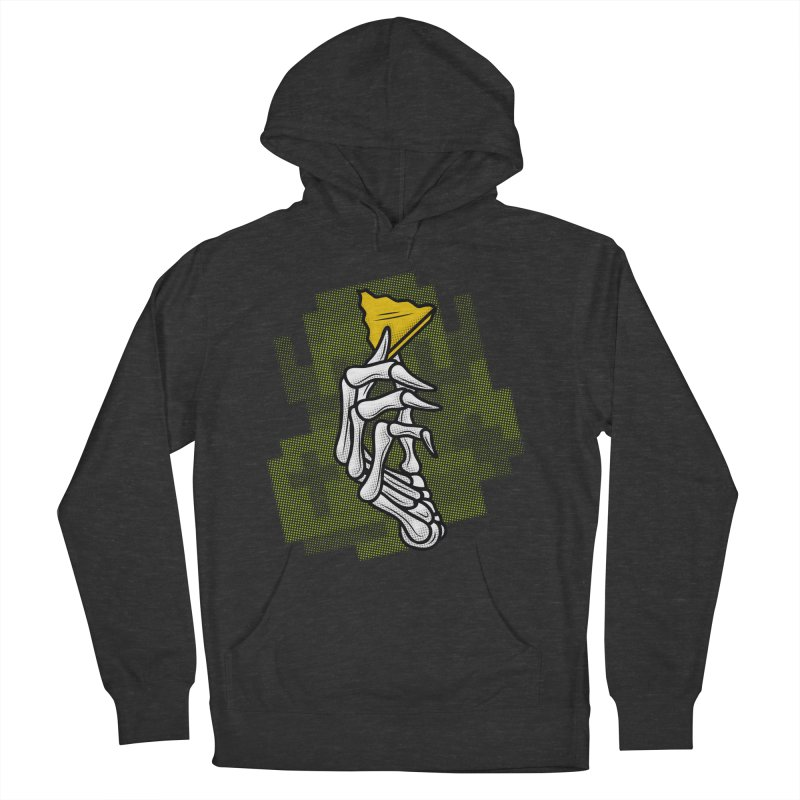 HYRULE VALUES TRIFORCE PART Men's Pullover Hoody by UNDEAD MISTER
