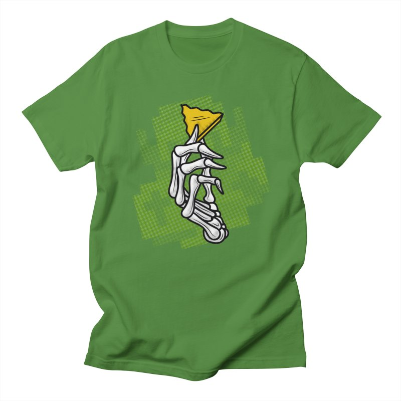 HYRULE VALUES TRIFORCE PART Women's Regular Unisex T-Shirt by UNDEAD MISTER