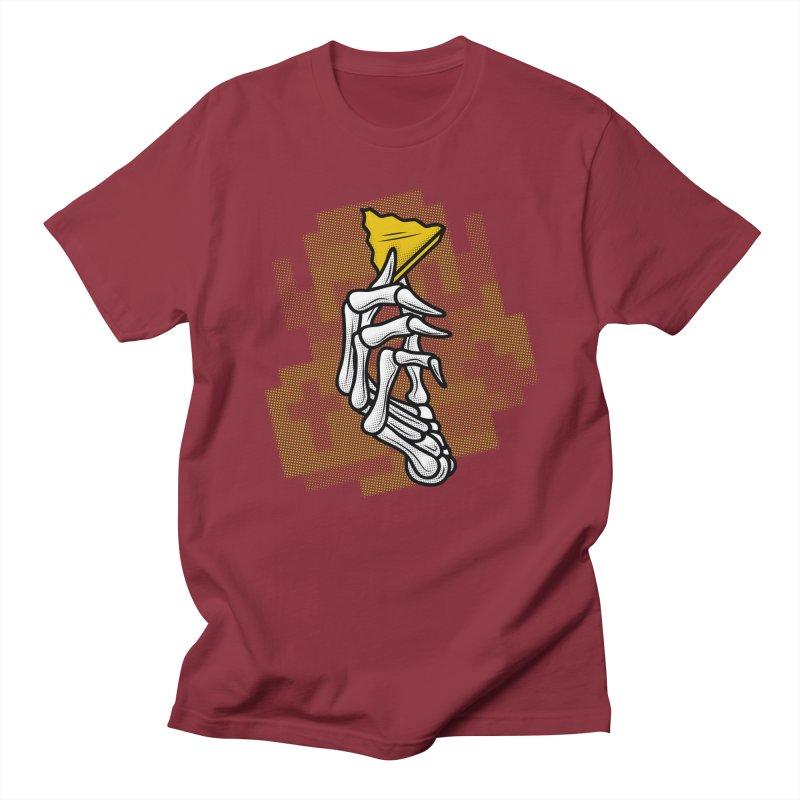 HYRULE VALUES TRIFORCE PART Women's Unisex T-Shirt by UNDEAD MISTER