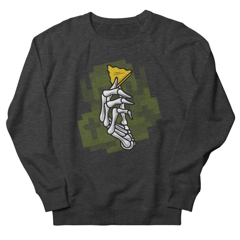 HYRULE VALUES TRIFORCE PART Women's Sweatshirt by UNDEAD MISTER