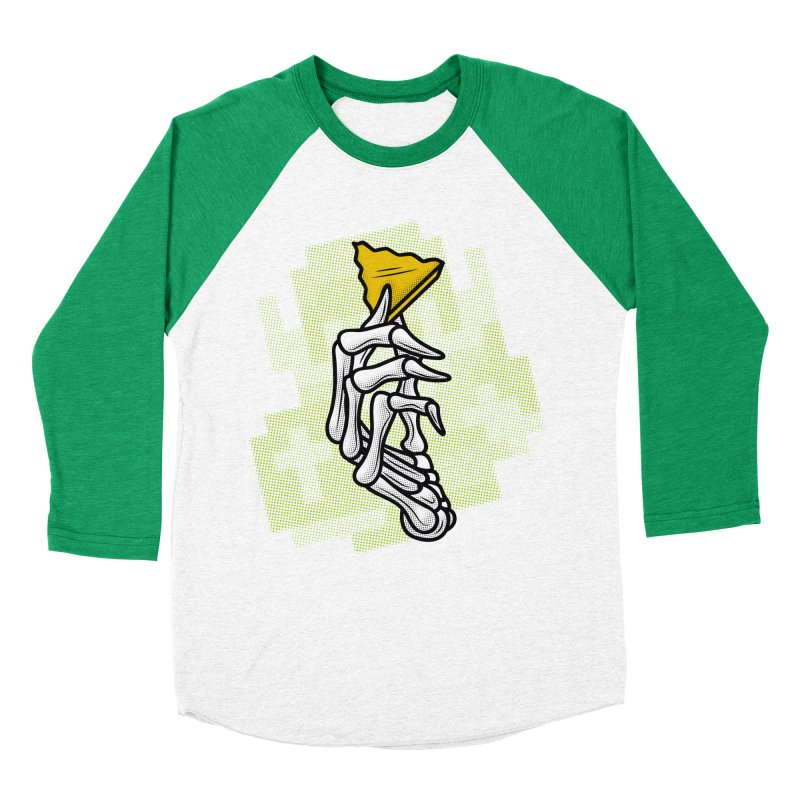 HYRULE VALUES TRIFORCE PART Women's Baseball Triblend T-Shirt by UNDEAD MISTER