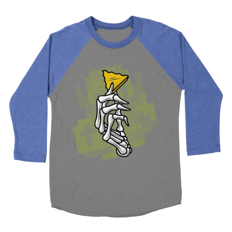 HYRULE VALUES TRIFORCE PART Women's Baseball Triblend T-Shirt by UNDEAD MISTER