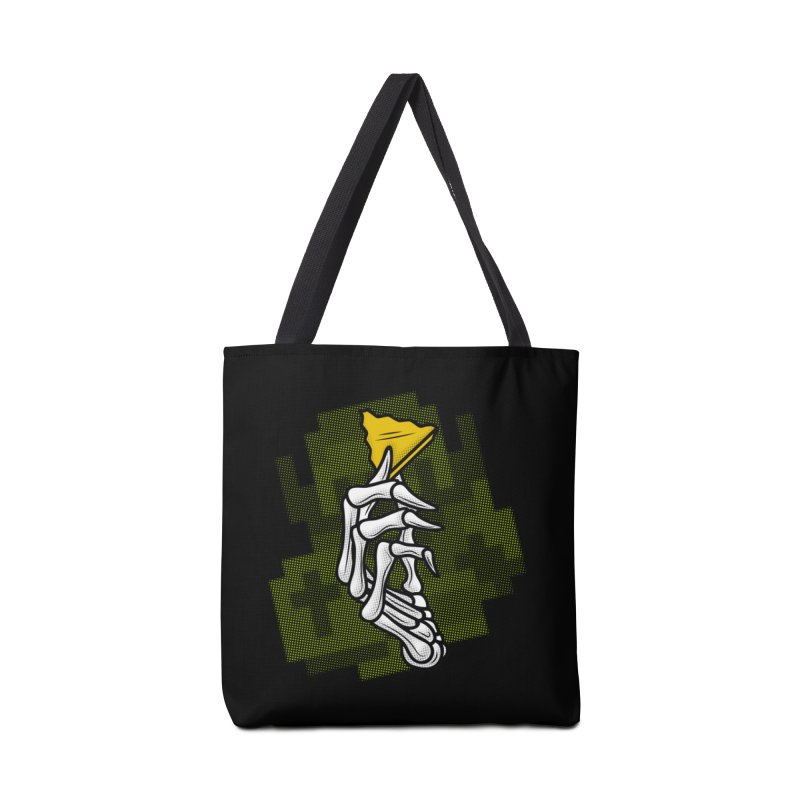 HYRULE VALUES TRIFORCE PART Accessories Bag by UNDEAD MISTER