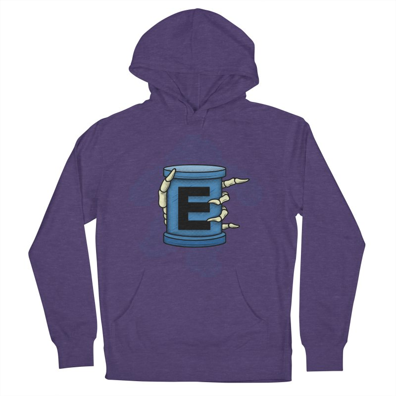 20XX ENERGY TANK Men's French Terry Pullover Hoody by UNDEAD MISTER