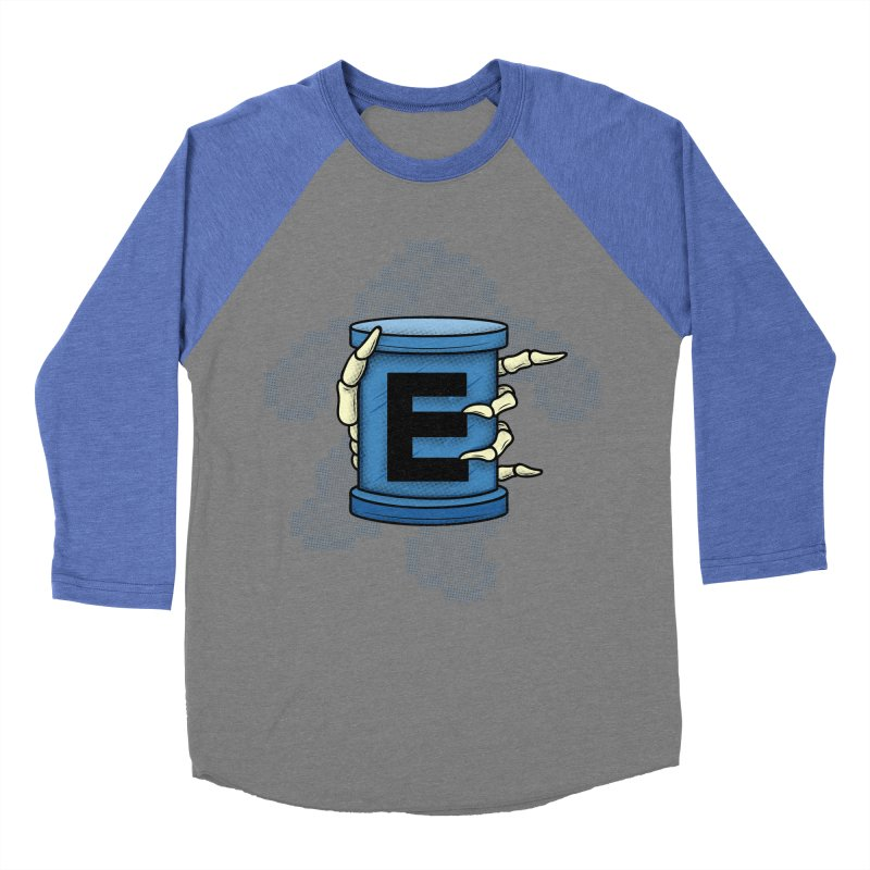 20XX ENERGY TANK Women's Baseball Triblend T-Shirt by UNDEAD MISTER