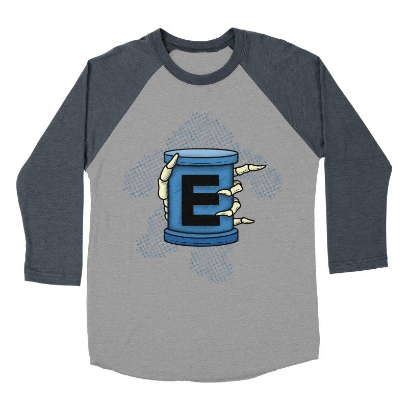 20XX ENERGY TANK Women's Baseball Triblend Longsleeve T-Shirt by UNDEAD MISTER