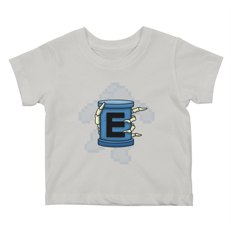 20XX ENERGY TANK Kids Baby T-Shirt by UNDEAD MISTER