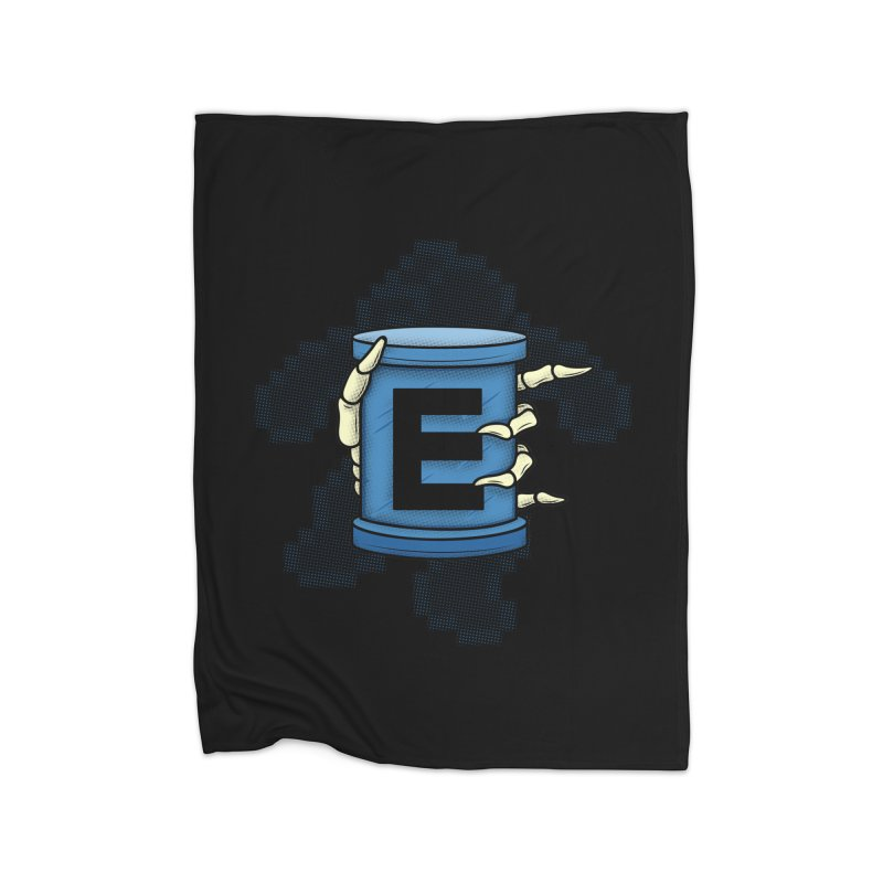 20XX ENERGY TANK Home Blanket by UNDEAD MISTER