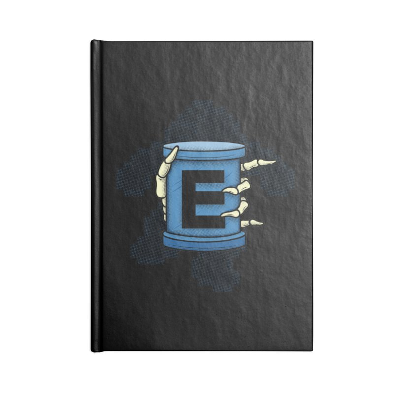 20XX ENERGY TANK Accessories Notebook by UNDEAD MISTER