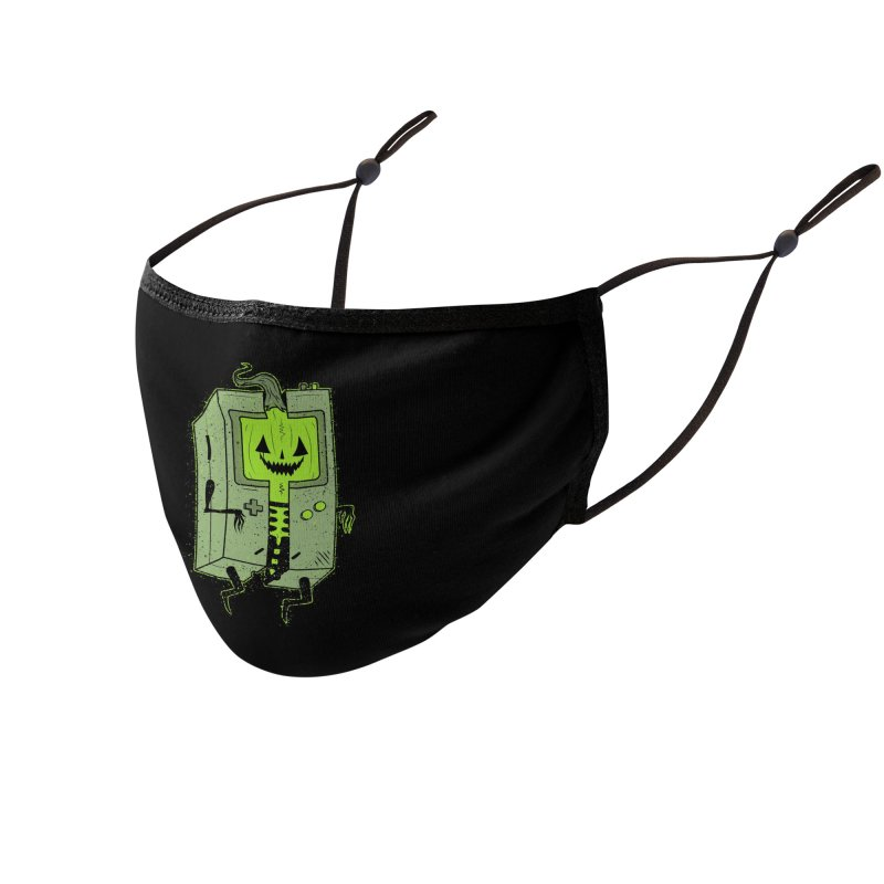 GHOUL BOY Accessories Face Mask by UNDEAD MISTER