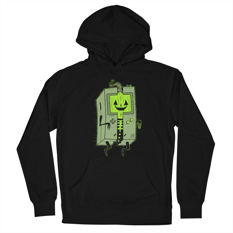 GHOUL BOY Men's Pullover Hoody by UNDEAD MISTER