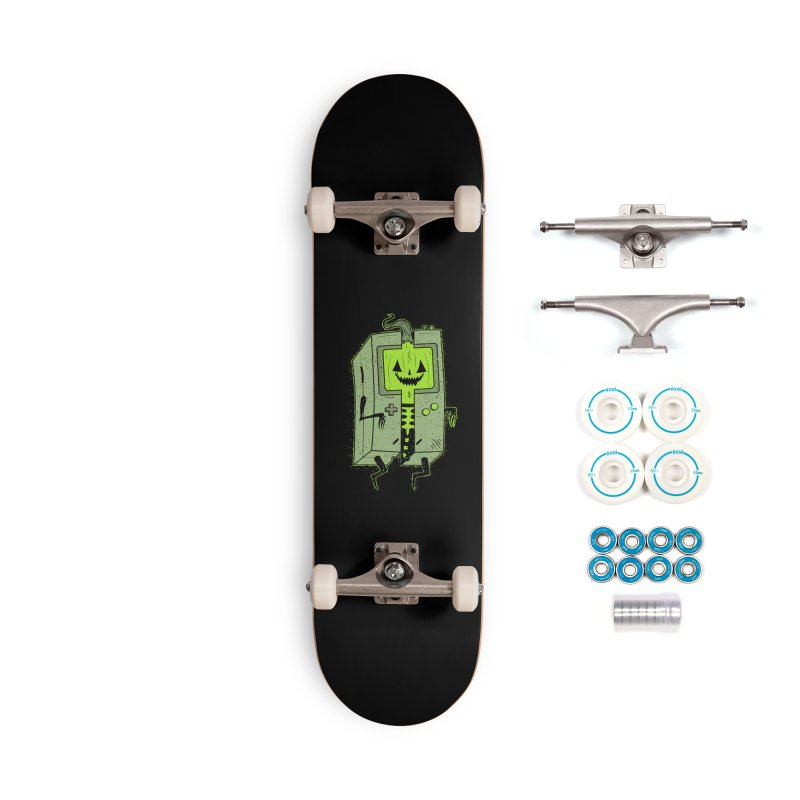GHOUL BOY Accessories Skateboard by UNDEAD MISTER