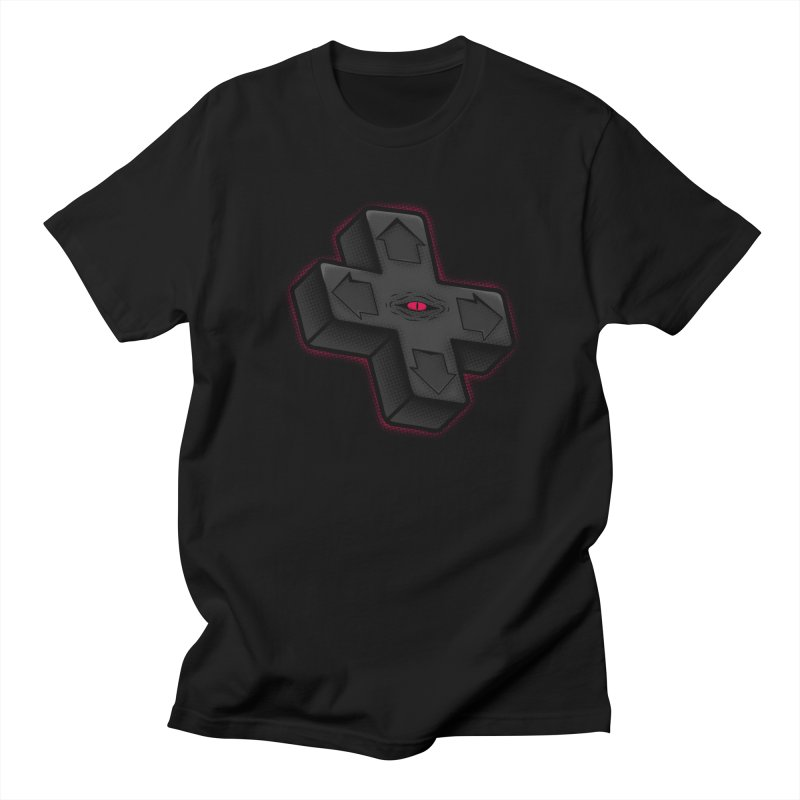THE D-PAD FROM THE BEYOND! Women's Unisex T-Shirt by UNDEAD MISTER