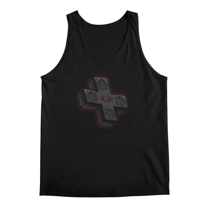 THE D-PAD FROM THE BEYOND! Men's Regular Tank by UNDEAD MISTER