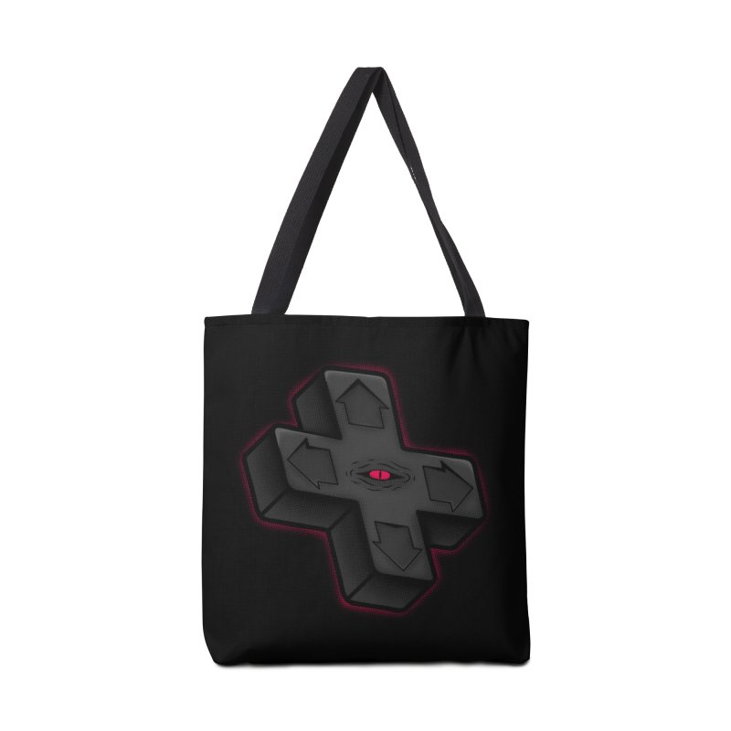 THE D-PAD FROM THE BEYOND! Accessories Bag by UNDEAD MISTER