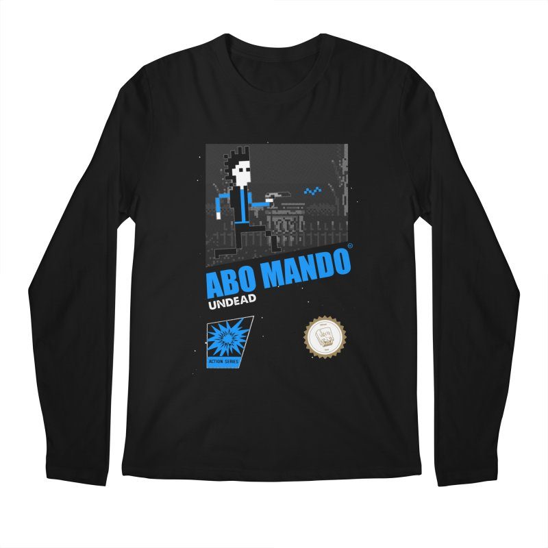 ABO MANDO Men's Longsleeve T-Shirt by UNDEAD MISTER