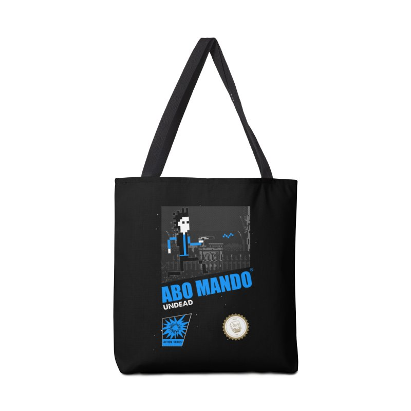 ABO MANDO Accessories Bag by UNDEAD MISTER