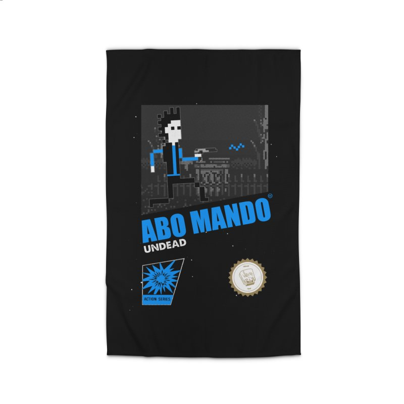 ABO MANDO Home Rug by UNDEAD MISTER