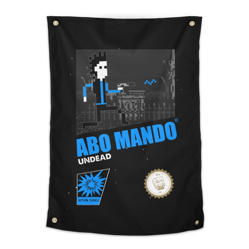 ABO MANDO Home Tapestry by UNDEAD MISTER