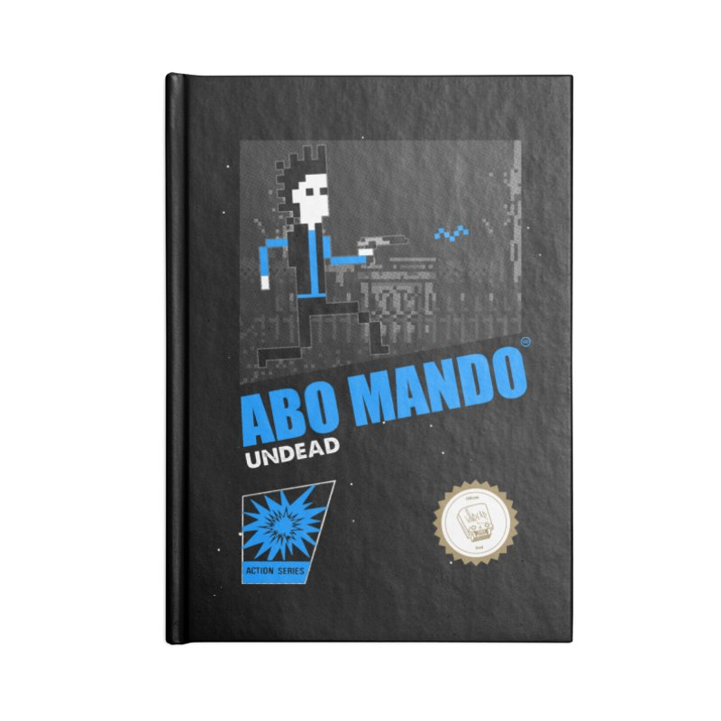 ABO MANDO Accessories Notebook by UNDEAD MISTER