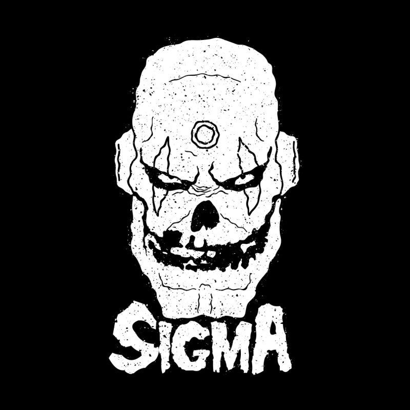SIGMA, MAVERICKS FIEND CLUB Men's Zip-Up Hoody by UNDEAD MISTER