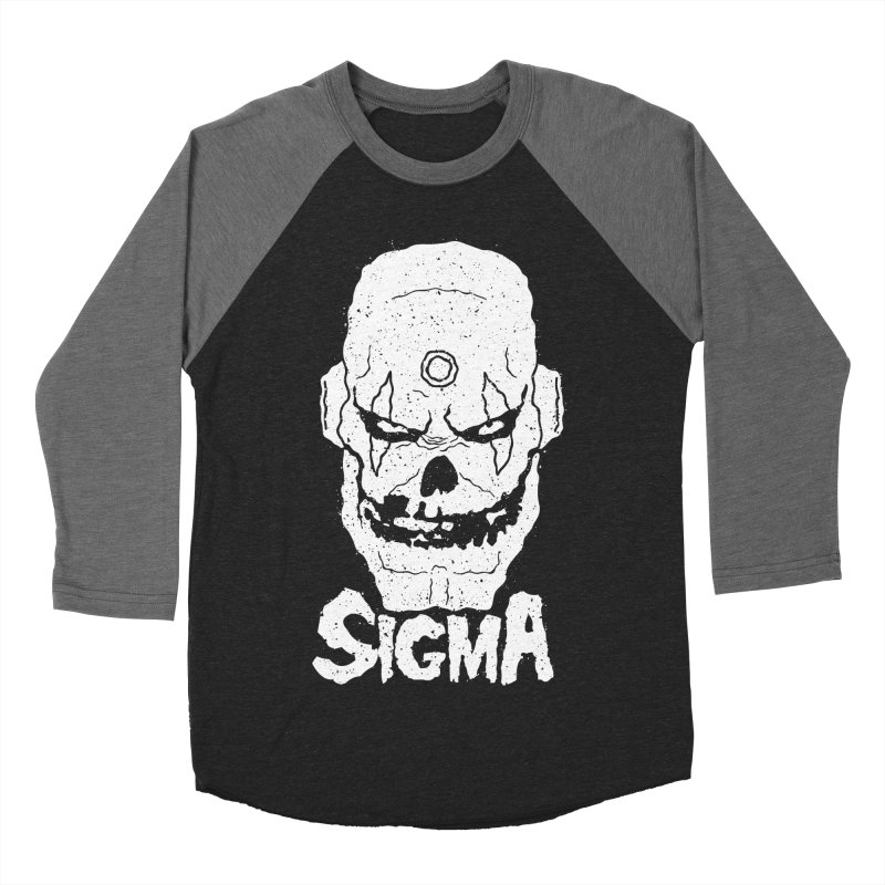 SIGMA, MAVERICKS FIEND CLUB Women's Baseball Triblend Longsleeve T-Shirt by UNDEAD MISTER