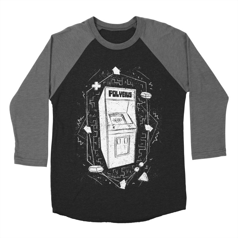 POLYBIUS Women's Baseball Triblend Longsleeve T-Shirt by UNDEAD MISTER