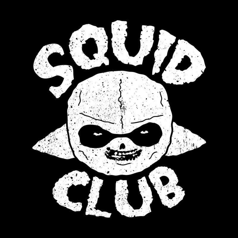 Squid Club Women's Sweatshirt by UNDEAD MISTER