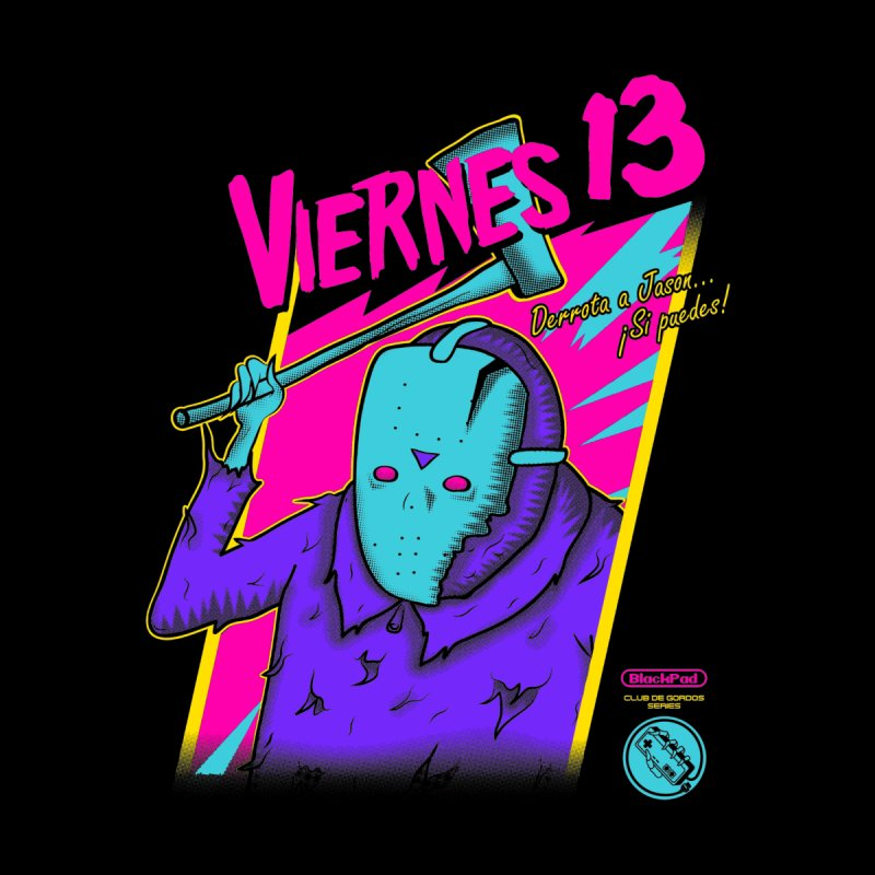VIERNES 13 Women's Scoop Neck by UNDEAD MISTER