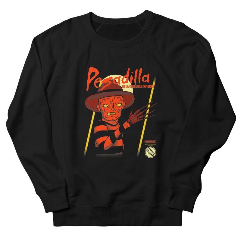PESADILLA EN LA CALLE DEL INFIERNO Women's Sweatshirt by UNDEAD MISTER
