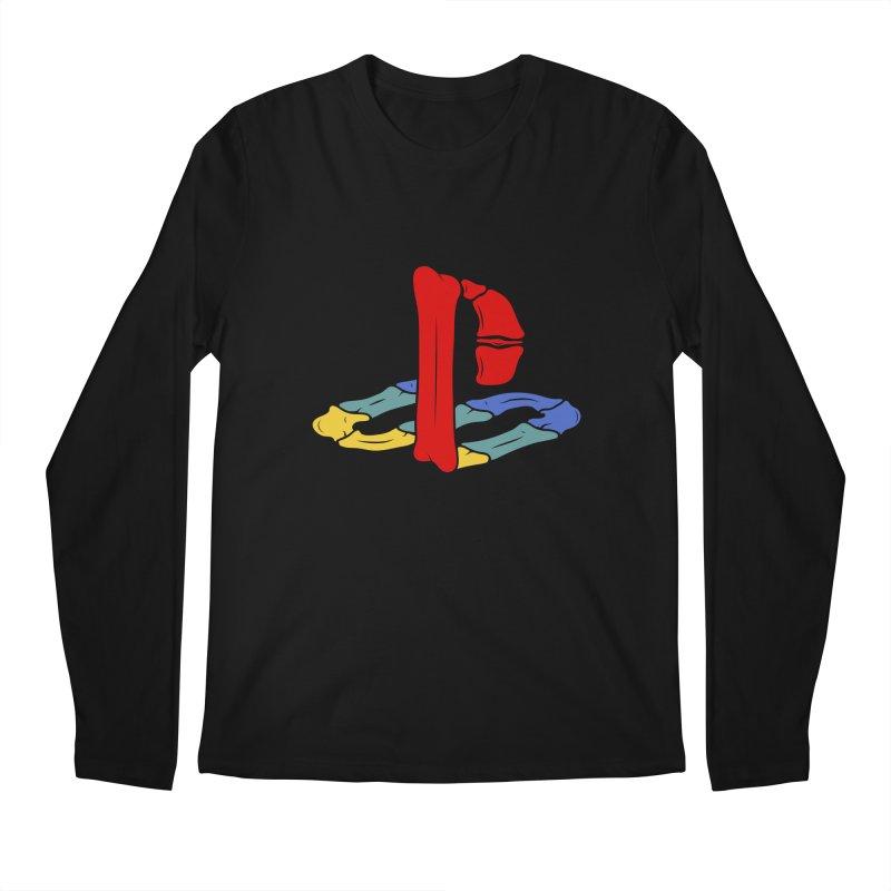 HCKD_PSX Men's Longsleeve T-Shirt by UNDEAD MISTER