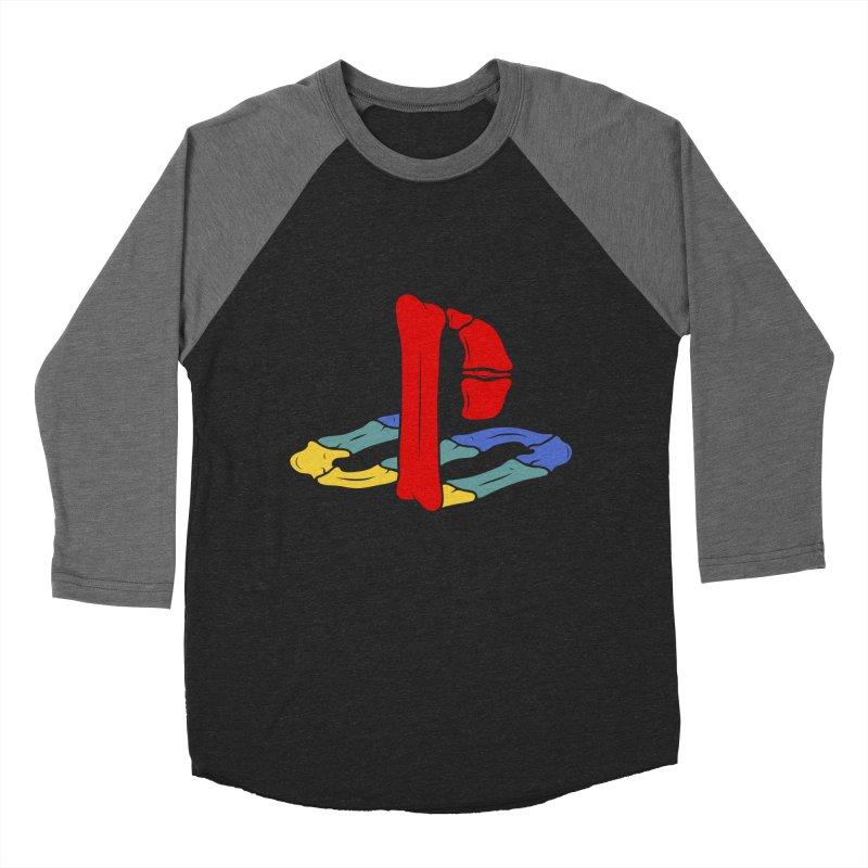 HCKD_PSX Men's Baseball Triblend Longsleeve T-Shirt by UNDEAD MISTER